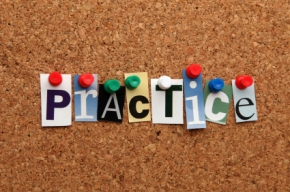 Upping Your Game:Practice-Dates