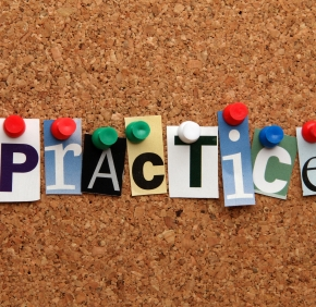 Upping Your Game: Practice-Dates